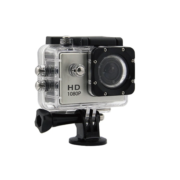 iPM Full HD 1080p Waterproof Sports Action Camera