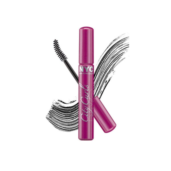 NYC City Curls Curling Extreme Black Mascara