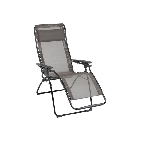 Lafuma Futura - Zero Gravity Black Steel Recliner