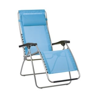 RSXA Clip - Zero Gravity Grey Steel Recliner