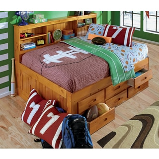 Full Daybed - 6 Drawer Storage Unit