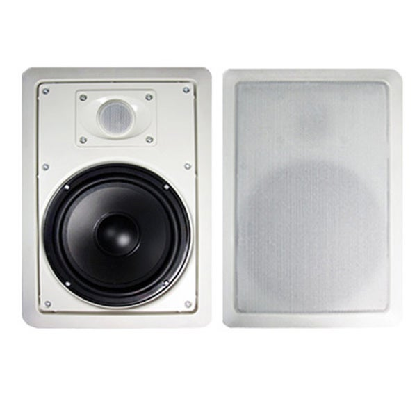 Acoustic Audio MT6 In Wall Speaker Pair 2 Way Home Theater 500 Watt MT6-PR