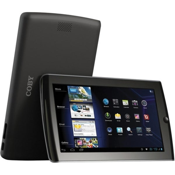 Coby Kyros 7-inch 4GB 16:9 Tablet