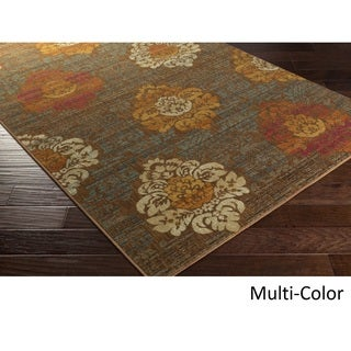 Meticulously Woven Carcassonne Rug (2'7 x 7'3)