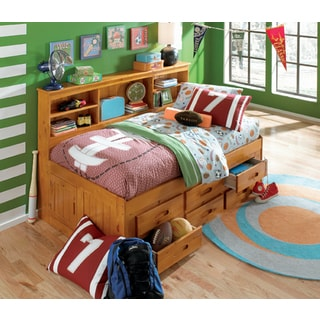 Twin 6-Drawer Storage Unit Daybed