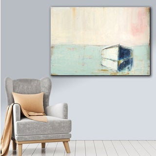 Melissa Lyons's Solitude, Gallery Wrapped Canvas