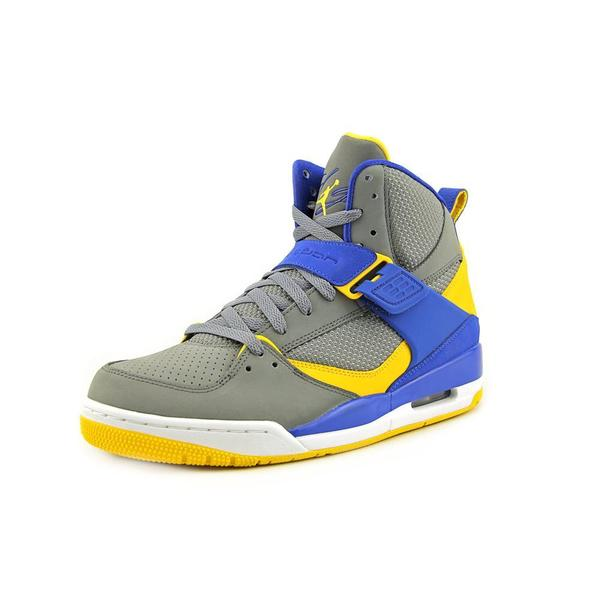 Jordan Men's 'Flight 45 High' Synthetic Athletic