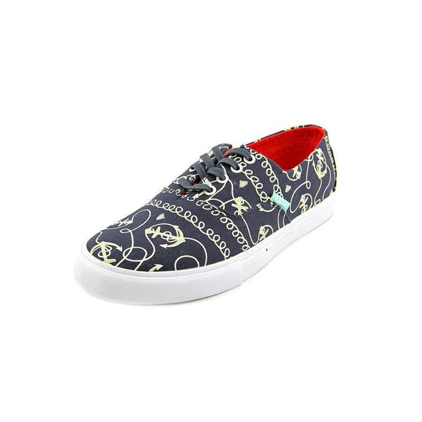 Diamond Supply Co Men's 'Diamond Cuts SMU' Canvas Athletic