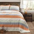 Lush Decor Franny Cotton 3-Piece Quilt Set
