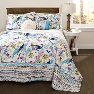 Lush Decor Dolores 5-Piece Quilt Set