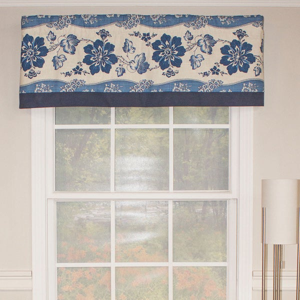 Tailored Liberty Floral Valance