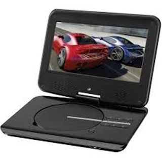 GPX 9-inch Portable Swivel DVD Player