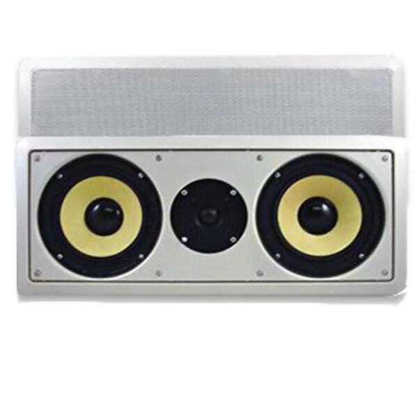 Acoustic Audio HD-6c In-Wall 6.5-inch Center Channel Speaker In Ceiling 350 Watt
