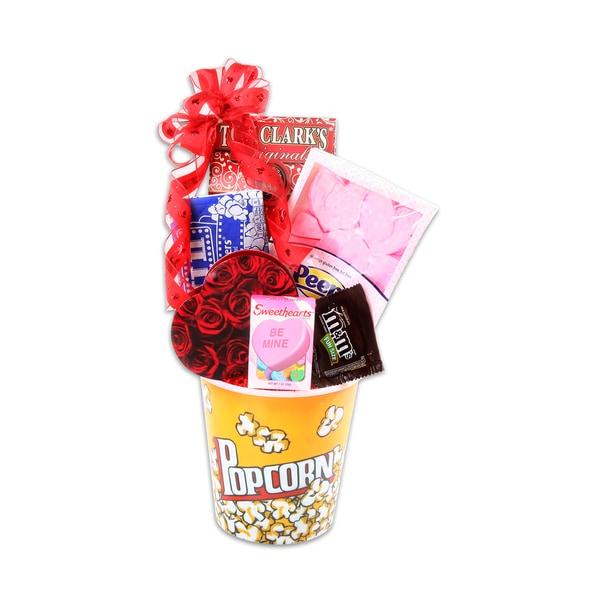 Alder Creek Valentine Movie Sweets Gift Basket 16920884