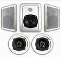 Acoustic Audio HT-55 1000 Watt 5.1CH In-Wall/ Ceiling Home Theater Speaker System