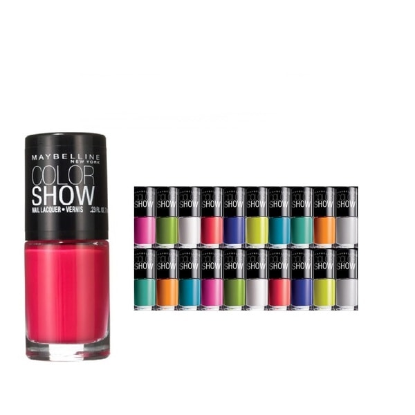 Maybelline Color Show Surprise 10-Piece Nail Polish Set
