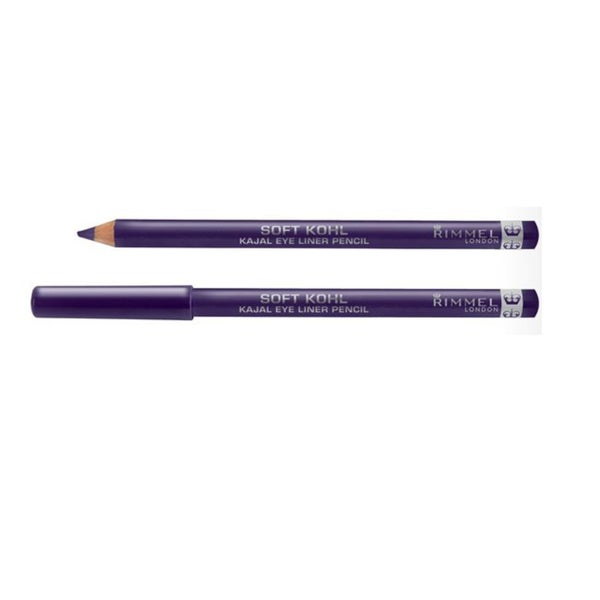 Rimmel Soft Kohl Purple Passion Eyeliner (Pack of 2)