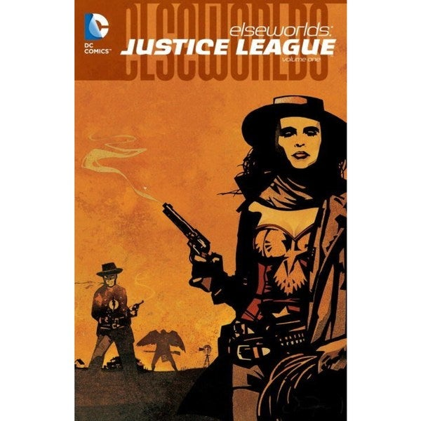 Elseworlds: Justice League 1 (Paperback) 16923536