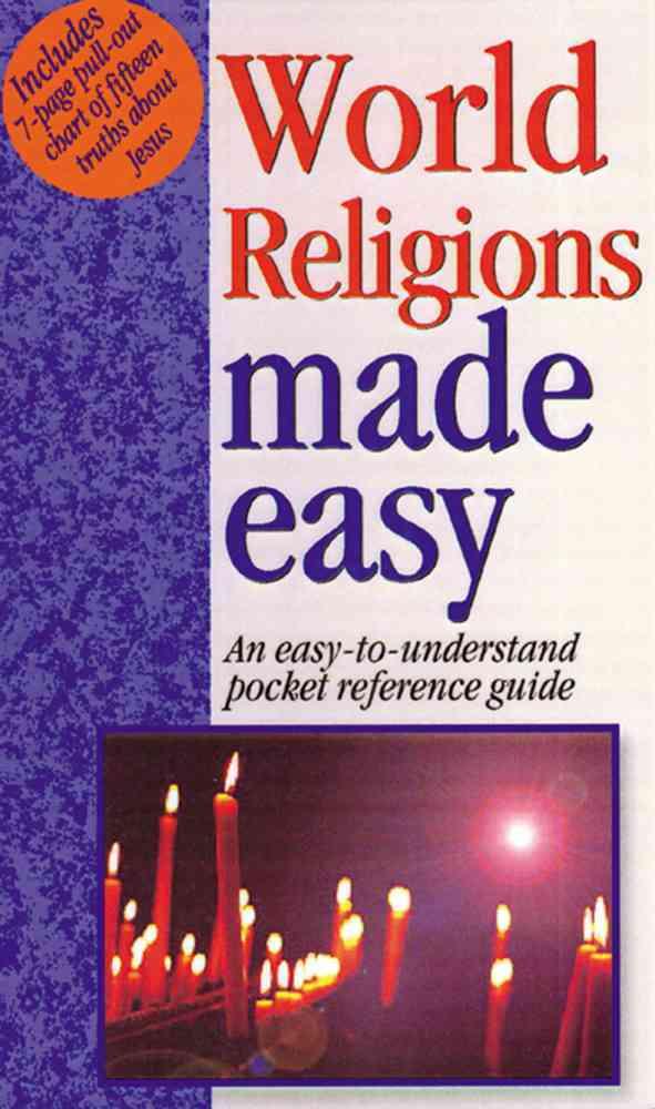 World Religions Made Easy (Paperback)