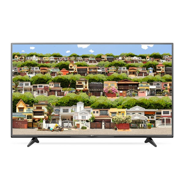"LG 55UF6450 55"" Class 4K LED Television with Smart Tv and Web Os"