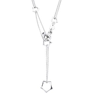 Pre-Owned Pasquale Bruni 18k White Gold Lariat Necklace