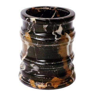 Nature Home Decor Bengal Collection Michelangelo Marble Tumbler
