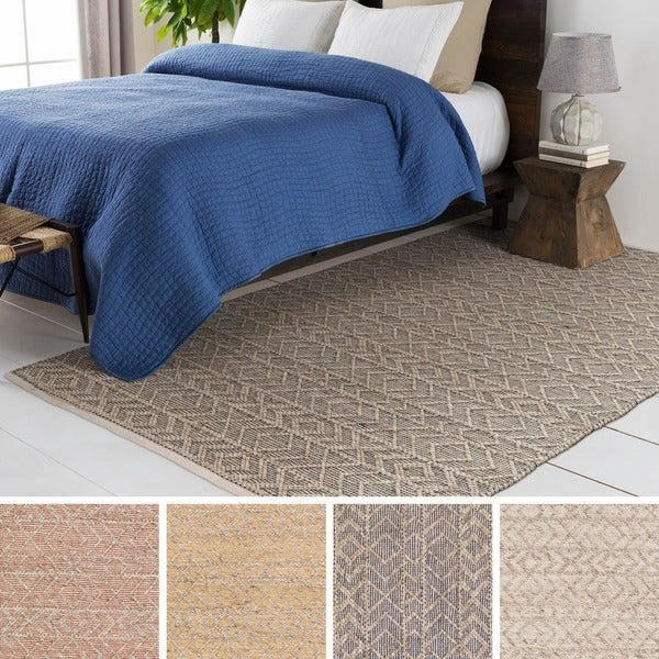 Hand-Woven Lewis Indoor Area Rug (4' x 6') 16926543
