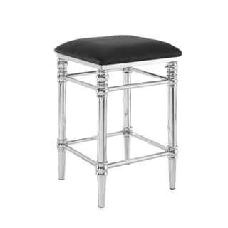 Oh! Home Sharon Counter Stool - Black