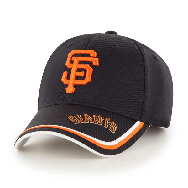 47 Brand San Francisco Giants MLB Forest Velcro Hat