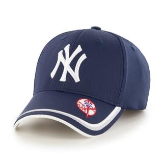 47 Brand New York Yankees MLB Forest Velcro Hat