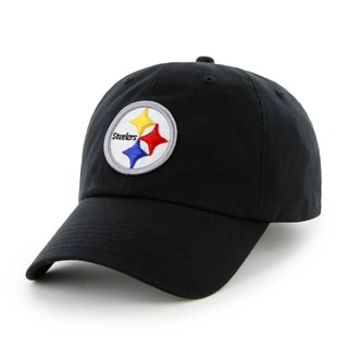 47 Brand Pittsburgh Steelers NFL Clean Up Hat