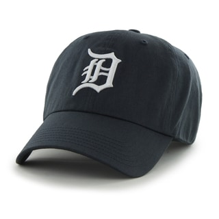 47 Brand Detroit Tigers MLB Clean Up Hat