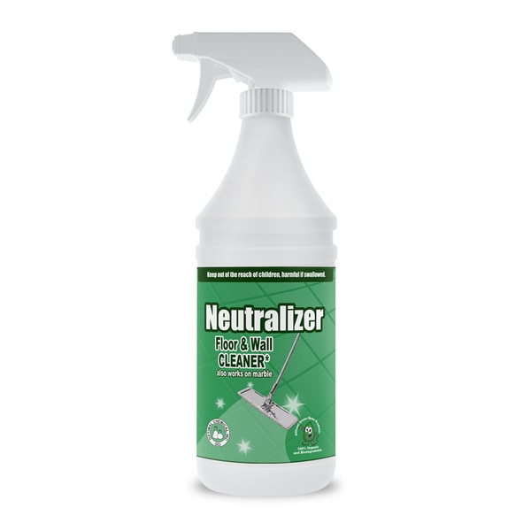 Neutralizer 32-ounce Non-toxic Streak Free All Purpose Multi-surface Cleaner and Degreaser