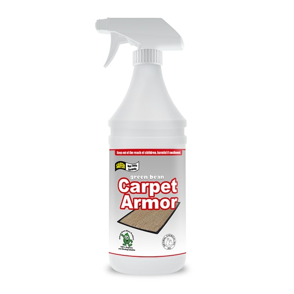 Instant Carpet Stain Cleaner and Carpet Protector Spray