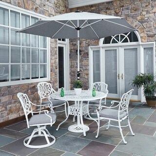 Floral Blossom II 5-piece Dining Set