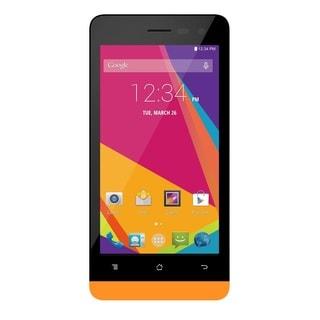 BLU Studio Mini LTE X100Q Unlocked GSM 4G LTE Android Quad-Core Cell Phone - (Refurbished)
