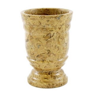 Nature Home Decor Tasmanian Collection Fossil Stone Tumbler