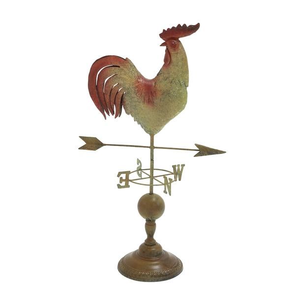 Metal Rooster Vane