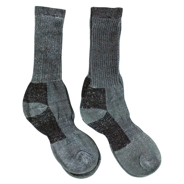 Excell Men's Merino Wool Thermal Socks (Pack of 2)