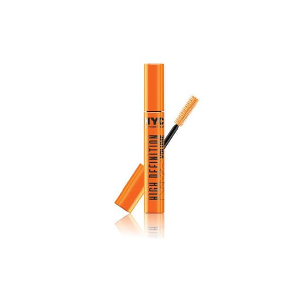 N.Y.C. High Definition Extreme Black Volumizing Mascara