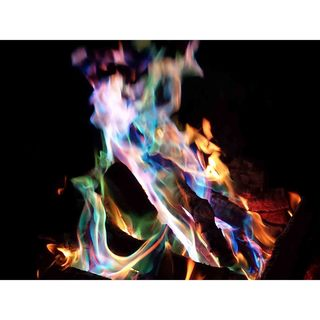 Colorful Fire Premium Flame Colorant 12 pack