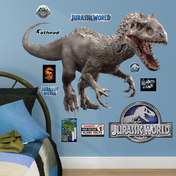 Indominus Rex - Jurassic World - Fathead Jr