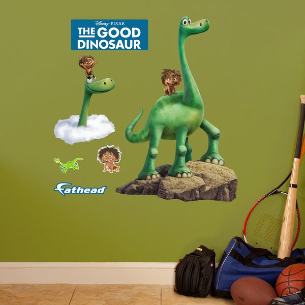 The Good Dinosaur Arlo & Spot - Fathead Jr