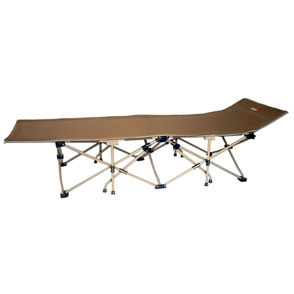 OutdoorLife Folding Camp Cot
