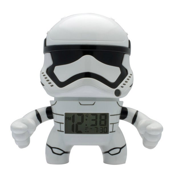 STAR WARS BULB VILLIAN CLOCK 16927698