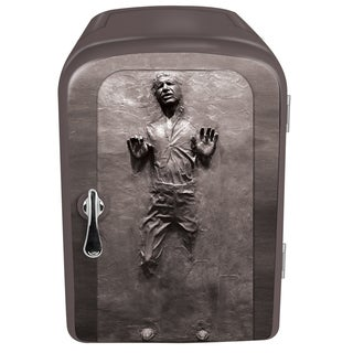 Star Wars Han Solo Mini-Fridge