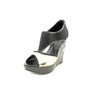 Fergie Women's 'Felicity' Fabric Wedges Shoes