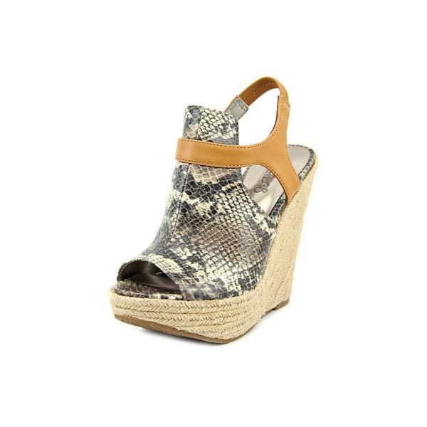 Carlos Santana Women's 'Bambi' Animal Print Dress Shoes