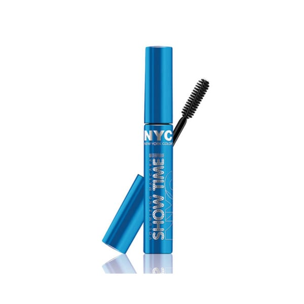N.Y.C. Voluminizing Show Time Extreme Black Mascara