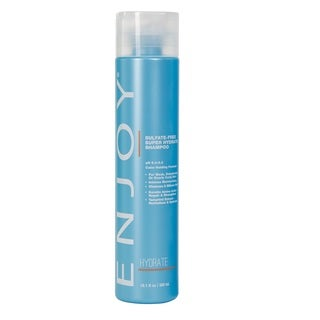 Enjoy Sulfate-Free Super Hydrate 10.1-ounce Shampoo